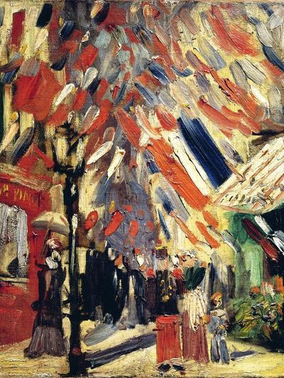 The 14th July, 1886-Vincent van Gogh-Giclee Print