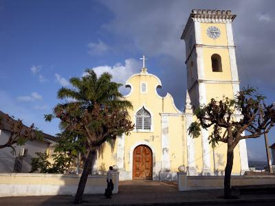 The 18th Century Cathedral of Nossa Senhora De Conceicao, Inhambane, Mozambique, Africa-Andrew Mcconnell-Photographic Print