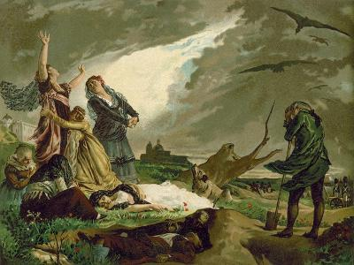 The 3rd of May 1808-Vincente Gonzalez Palmaroli-Giclee Print
