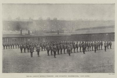 The 67th Company Imperial Yeomanry, Lord Dunraven's Sharpshooters, Going South--Giclee Print