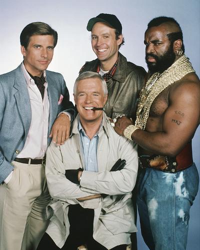 The A-Team--Photo