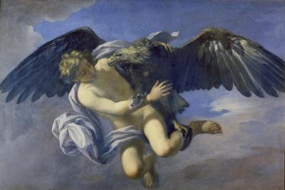 The Abduction of Ganymede-Anton Domenico Gabbiani-Giclee Print