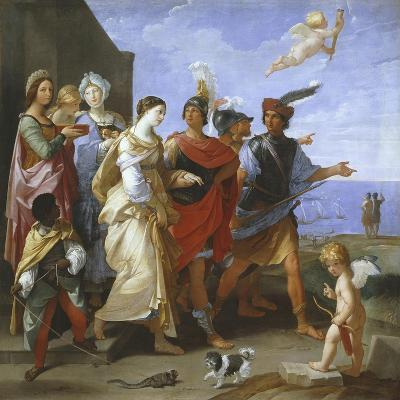 The Abduction of Helen, C.1626-29-Guido Reni-Giclee Print