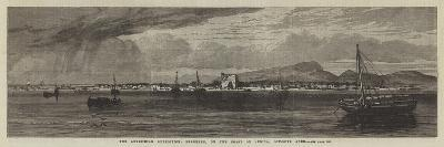 The Abyssinian Expedition, Berbereh, on the Coast of Africa, Opposite Aden--Giclee Print