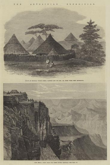 The Abyssinian Expedition--Giclee Print