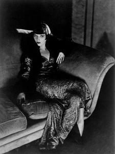 The Actress Louise Brooks, 1929