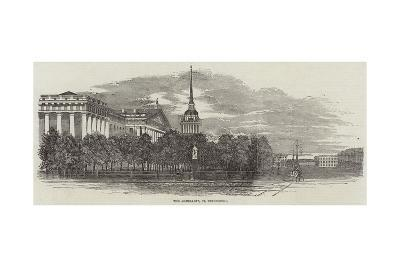 The Admiralty, St Petersburg--Giclee Print