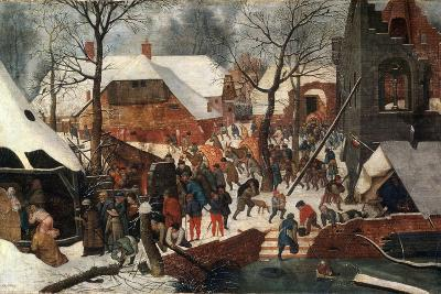 The Adoration of the Magi, Second Half of the 16th Century-Pieter Brueghel the Younger-Giclee Print