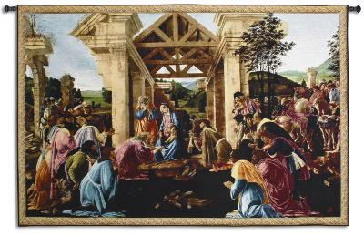 The Adoration of the Magi--Wall Tapestry