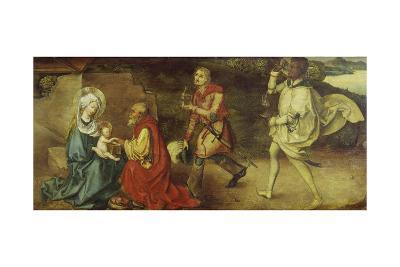 The Adoration of the Magi-Baseler Meister-Giclee Print