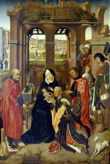 The Adoration of the Magi--Giclee Print