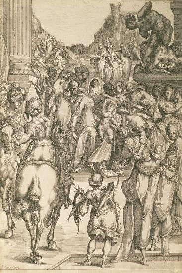 The Adoration of the Magi-Jacques Bellange-Giclee Print
