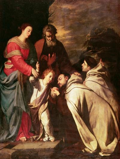 The Adoration-Jusepe de Ribera-Giclee Print