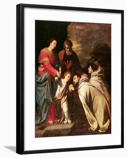 The Adoration-Jusepe de Ribera-Framed Giclee Print