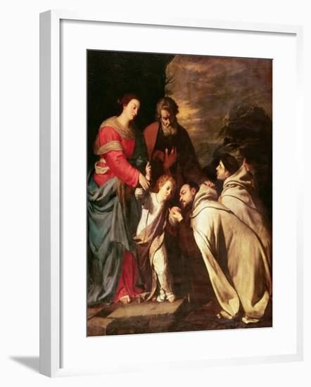 The Adoration-Jusepe de Ribera-Framed Giclee Print
