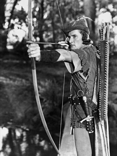The Adventures of Robin Hood, 1938--Photographic Print