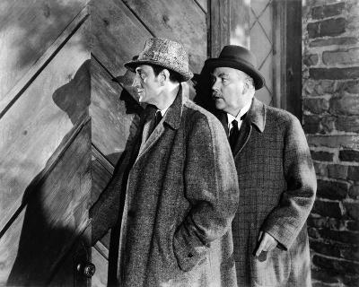 The Adventures of Sherlock Holmes--Photo