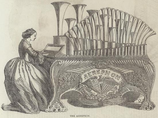 The Aerephon--Giclee Print