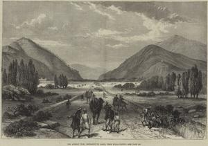 The Afghan War, Entrance to Cabul from Killa-Kazee