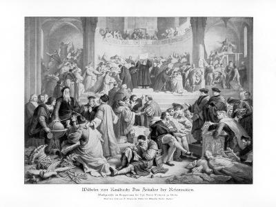 The Age of the Reformation, 1900- Benoist-Giclee Print