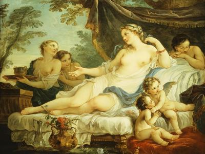 The Age of Venus-Charles Joseph Natoire-Giclee Print
