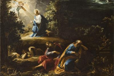 The Agony in the Garden (Christ on the Mount of Olives), 1597-98-Guiseppe Cesari-Giclee Print