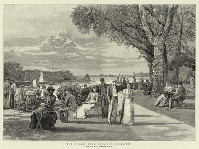 The Albany Club, Kingston-On-Thames-Edward Killingworth Johnson-Giclee Print
