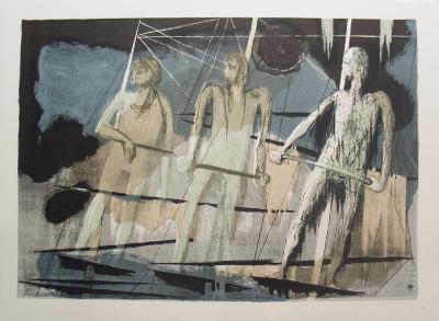 The Albatross-Benton Spruance-Art Print