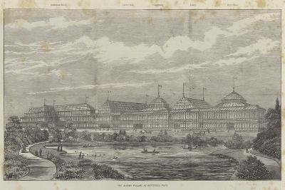The Albert Palace, at Battersea Park--Giclee Print