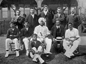 The All-India Cricket Team of 1911