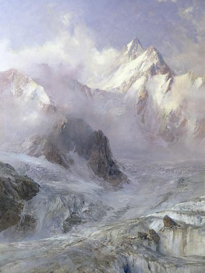 The Alps, c.1906-Edward Theodore Compton-Giclee Print