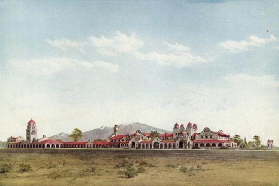 The Alvarado, Albuquerque, New Mexico--Photographic Print