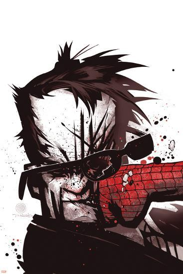 The Amazing Spider-Man No.576 Cover: Hammerhead-Chris Bachalo-Art Print