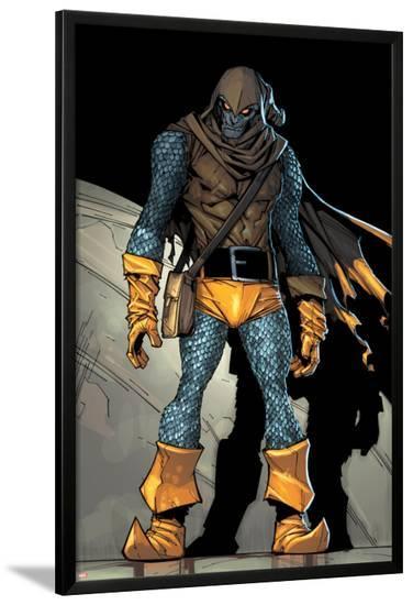 The Amazing Spider-Man No.648: Hobgoblin Standing-Humberto Ramos-Lamina Framed Poster