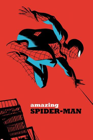 The Amazing Spider-Man No.7 Cover-Michael Cho-Art Print