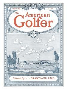 The American Golfer August 1928