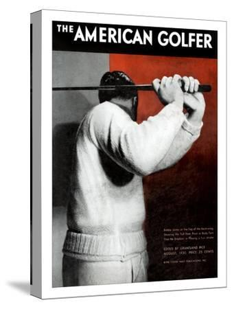 The American Golfer August 1930