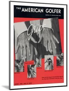 The American Golfer August 1934