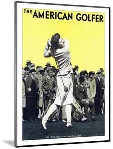 The American Golfer December 1929