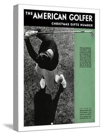 The American Golfer December 1931