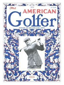 The American Golfer July 1926