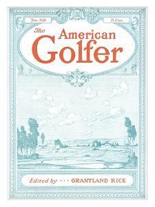 The American Golfer June 1928