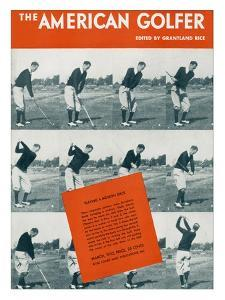 The American Golfer March 1932