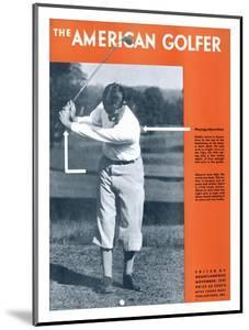 The American Golfer November 1931