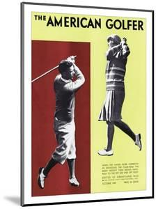 The American Golfer October 1929