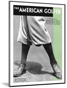 The American Golfer September 1930