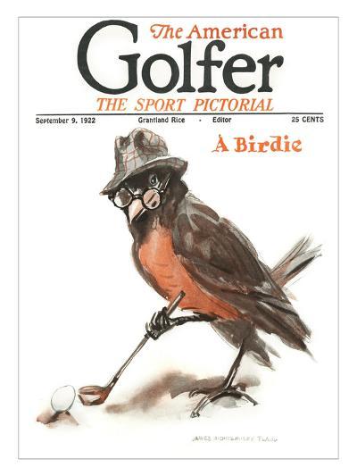 The American Golfer September 9, 1922-James Montgomery Flagg-Premium Giclee Print
