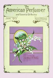 The American Perfumer and Essential Oil Review: Eden Lily of the Valley Talcum Powder