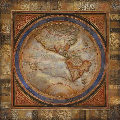 The Americas-Douglas-Giclee Print