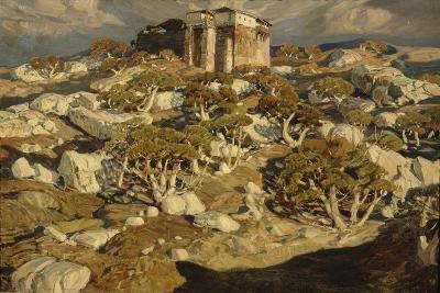The Ancient Crimea, 1903-Konstantin Fyodorovich Bogayevsky-Giclee Print